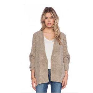 Free People Sweaters - Free People Box Knit Cardigan
